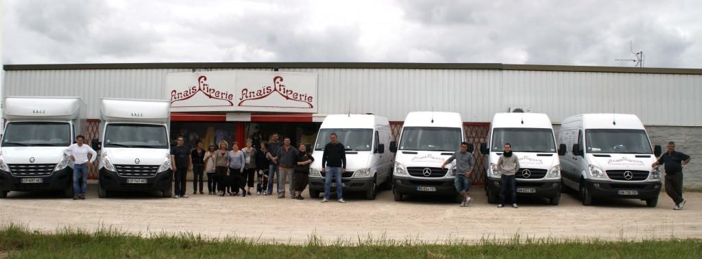 équipe srce recyclage textile