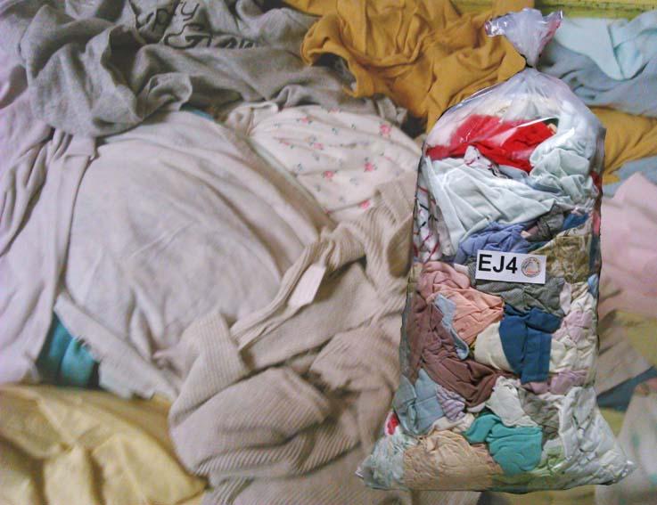 essyuage industriel coton recyclage textile